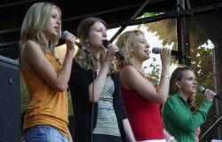 Livekonzert zum 15. Geburtstag
