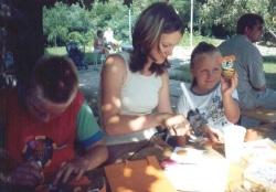 2. Garskestraßenfest  28. Juni 2003
