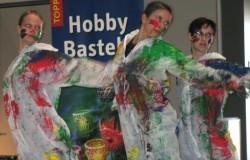 11. Modell-Hobby-Spiel  Farbtanzchoreografie  Oktober 2006
