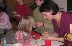 Familiennachmittag am Vorabend des 1.Advent 2006