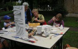 1. Skulpturenwerkstatt
