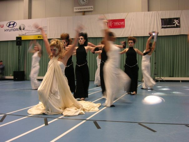 9.Offene Thüringer Tanzmeisterschaften  8.November 2009