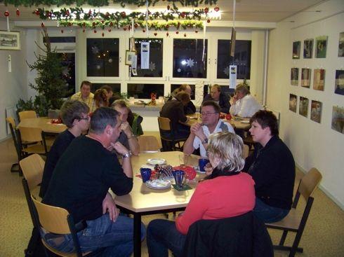 Familiennachmittag am Vorabend des 1.Advent 2009