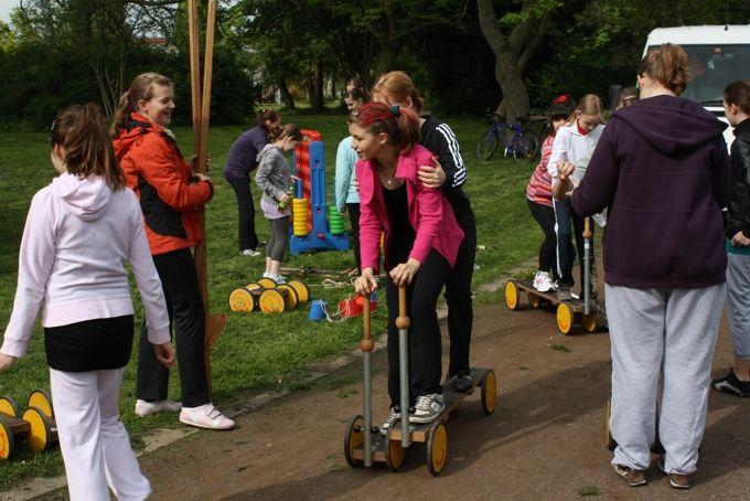 """4. Kulturinsel,  8.Mai 2010 """"Sport trifft Kultur"""""""