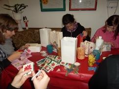 Familiennachmittag am Vorabend des 1.Advent 2011