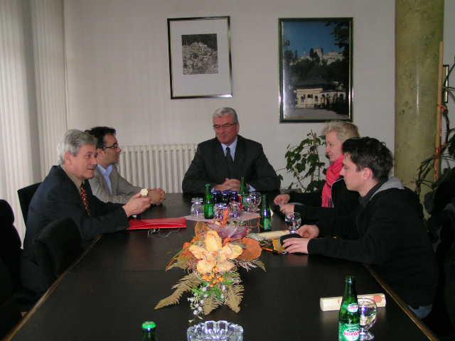 7.Reise nach Travnik  Vorbereitungen für das Projekt 2013