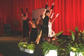 Tanzauftritt Cinestar  07.Mai 2011