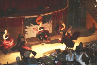 Tanzauftritt  Pullmann City  28.Mai 2011
