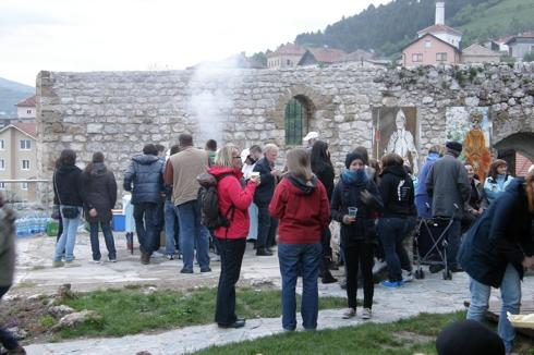 10.Reise nach Travnik  16.-21.Mai 2012