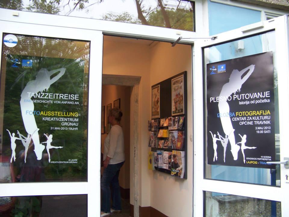 Ausstellungseröffnung Kulturaustausch Leipzig-Travnik   31.März 2013