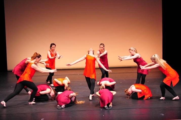 """Premiere """"TanzZeitreise- eine Geschichte von Anfang an...!  01.Juni 2013"""