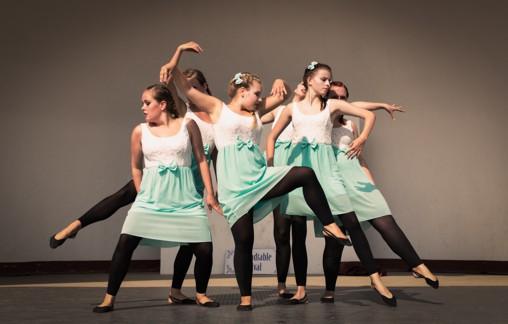 Tanztournee auf Usedom  07.-16.August 2015