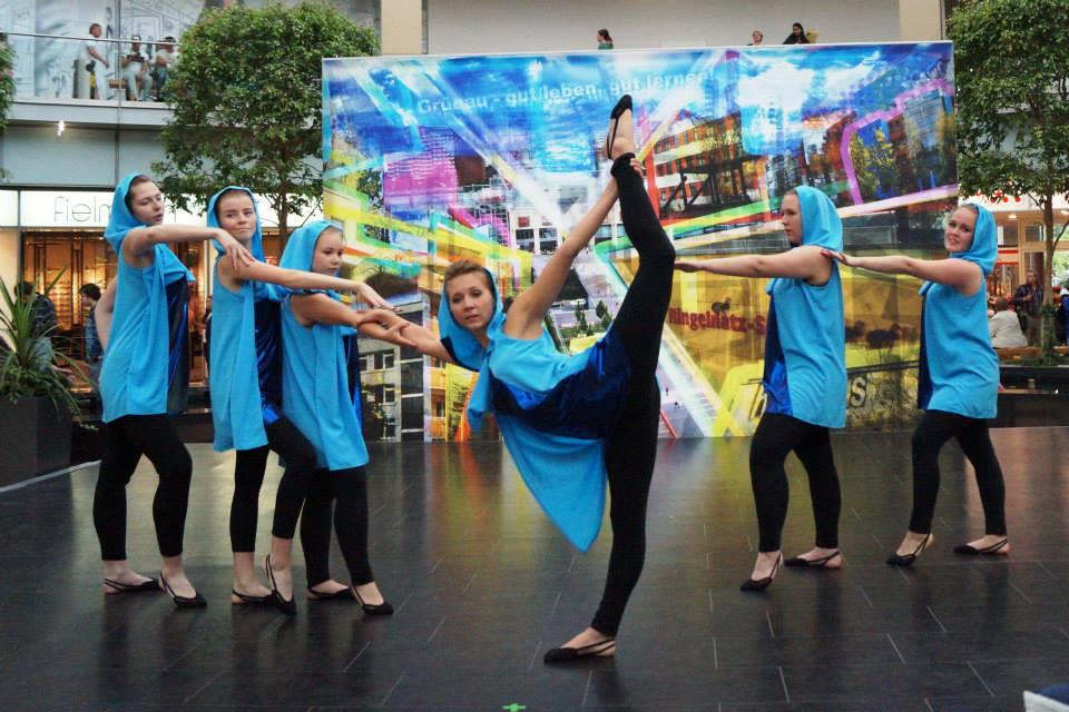 Grünauer Tanzfest  27.Juni 2015